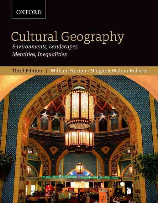 Cultural Geography By Norton, William/ Walton-roberts, Margaret